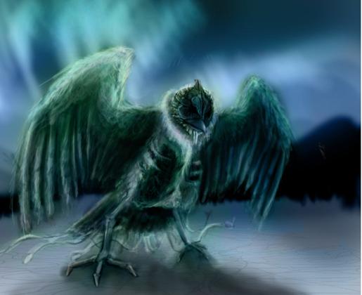 C.O.W. - #082: Arctic Undead Creature - Voting!